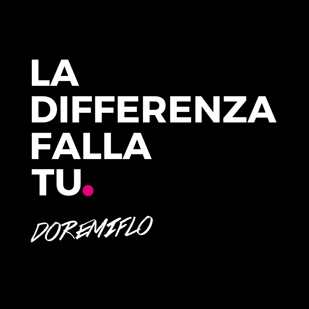 la differenza falla tu doremiflo